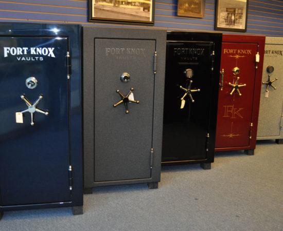 showroom-safes