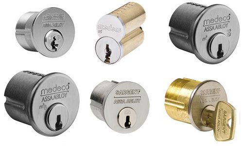 Assa Abloy Mechanical Locks