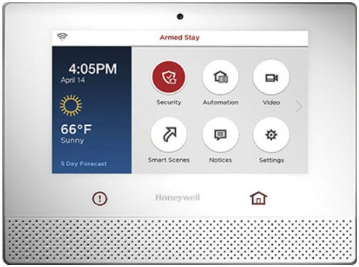Honeywell Lyric Security Panel