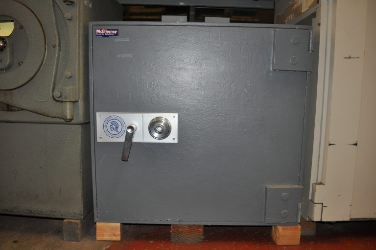 Used Diebold Plate Safe